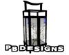 PB Zen Shoji Lantern
