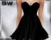 Black Short Formal Dress