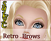 Retro Brows Blonde Layer