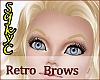 Retro Brows Blonde Layer