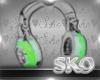 *SK*HEADPHONES BP 4