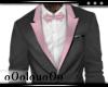.L. Grey/Pink Tux