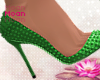 ★ Green Pumps