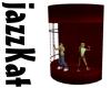Velvet Club dance cage