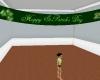 St.Patricks day Banner