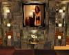 Fireplace/TV Rm Divider