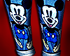 Trousers Jeans Mickey