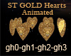 ST GOLD HEARTS Spinning