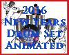 2016 New Years Drum Set