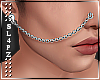 !!S Nose Chain Right