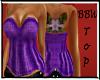 BBW Purple Winter Top