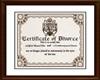 Tre&Dj Divorce certif