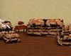 Horse Sofa Set