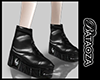 Matt boots [short]