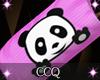 [CCQ] Panda Pillow