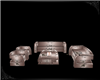 MW Curvy Sofa Set