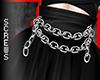 Belt Chain Silver