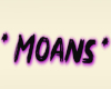 Moans head sign