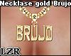 Neck Clase Golden Brujo