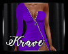 [K] Purple Dress RL