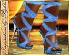 I~Sweet Loop Heels*Blue