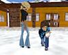 Lukkina Snow Ball Fight