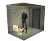 grotty lavatory