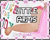 ♛Little Arm Scaler