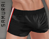 #S Rugby Shorts #Black