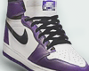 1's Court Purple