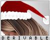 0 | Santa Hat V3 F