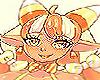 Candy Corn Hair/Horns