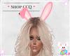 [CCQ]Bunny Ears- Pink