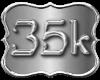 35k MBC Support Sticker