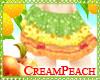 CP| Honeydew Melon Skirt
