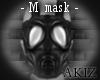 ]Akiz[ W GasMask * M