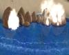 ~TQ~Water Stone Splash