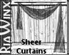 Wx:HR Sheer Curtain ANI