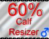 *M* Calf Resizer 60%
