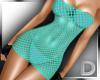 D/ Netted Aqua Perfect
