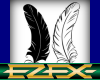 EZFX Frameless Feathers