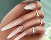 �  French Ombre Nails