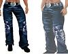 Blue Lion Pants
