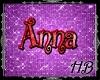 Anna bday balloons
