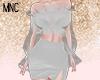 MNC Gypsy Set White