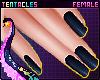 ⭐ Cute Nails Navy