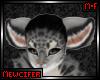 M! Snow Leopard Ears 1