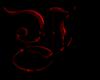 *D3*The letter V Sticker