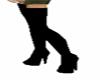 Sexy Black Thigh Highs