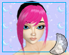 Apple Pink Thawni Bangs